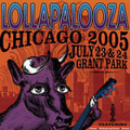 Lollapalooza - 2005 Frank Zepponi Deluxe Creative poster print Chicago