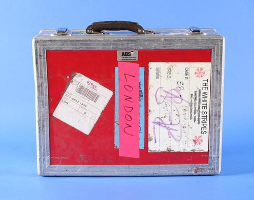 Third Man Records - The White Stripes Road Case with Monitor