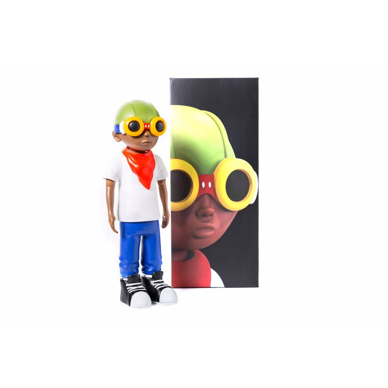 Fly Boy Action Figure - 2016 Hebru Brantley standard ed Flyboy