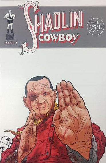 Shaolin Cowboy Issue 4 - 2005 Geof Darrow Art Print