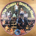 The Allman Brothers Band - 1973 Poster vintage rock and roll original
