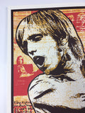 Tom Petty - Xray Poster Art Print Garageland