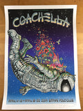 Coachella - 2014 EMEK Indio poster print 1st edition Blue Sky ed of 60!