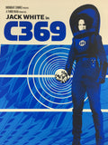 Jack White C369 N1 - 2018 Rob Jones Poster London, ENG Eventim Apollo