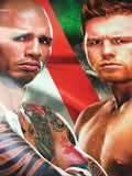 Boxing - 2015 Cotto vs Canelo Poster