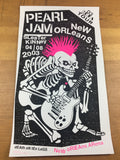 Pearl Jam - 2003 Ames Design Poster New Orleans, LA UNO Lakefront Arena