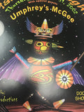 Leftover Salmon, Umphrey's McGee - 2002 Jason V. Rizzi Poster Denver, CO Fillmor