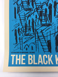 The Black Keys - 2010 Todd Slater Poster New York City, NY Terminal 5