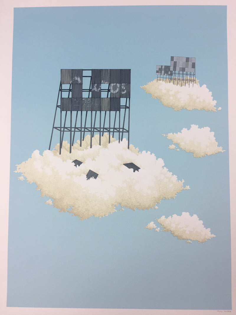 I Used to Think I Wanted Kids - 2013 Justin Santora Poster Art Print