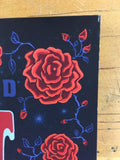 Grateful Dead - 2015 Status Taylor Swope Poster Chicago, IL Soldier Field