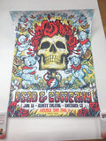 Dead & Company - 2018 Zeb Love Poster Hartford, CT Xfinity Theater