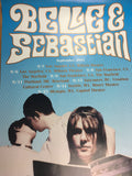 Belle and Sebastian - 2001 Poster original print