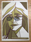 Tom Petty - 2008 Todd Slater poster Philadelphia, Wachovia Center