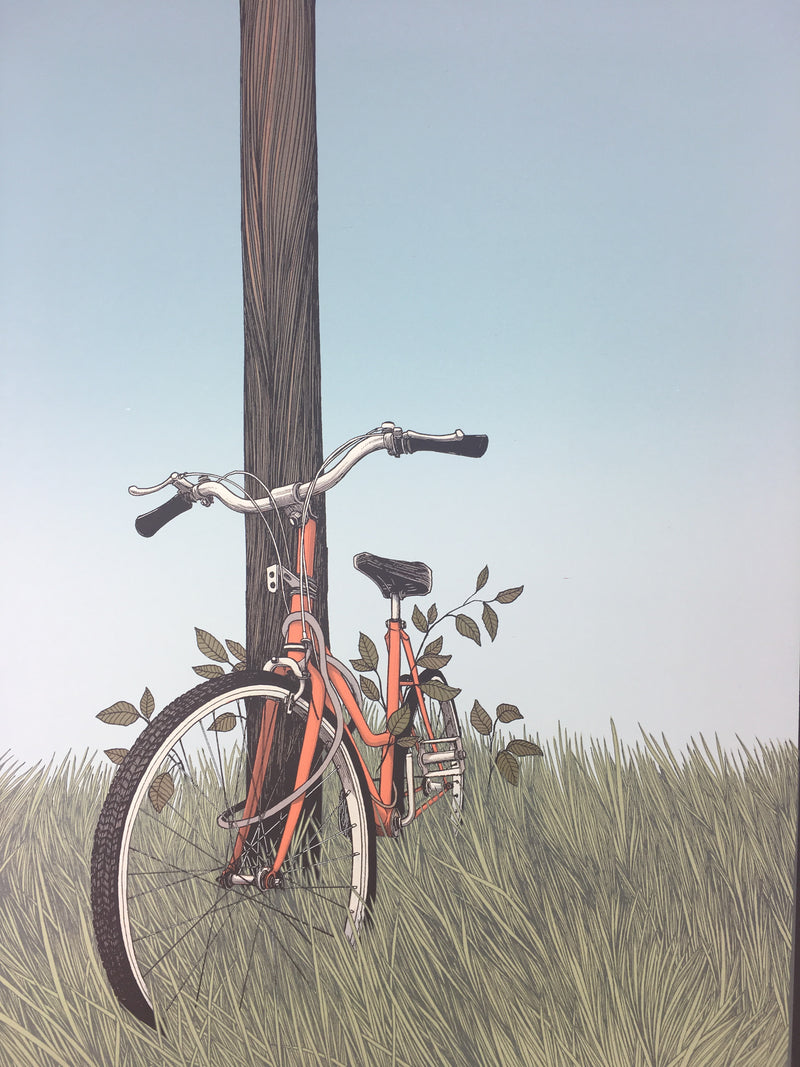 At the Ready - 2013 Justin Santora Poster Art Print
