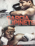 Boxing - 2018 Garcia vs Lipinets Barthelemy vs Relikh II