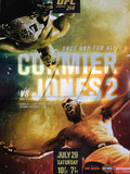 UFC 214 Poster - Cormer VS Jones