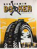 Benjamin Booker - 2016 Poster Detroit, MI The Shelter, Third Man Records
