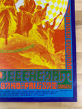 "The Doors - 1967 Bob Schnepf poster Denver, CO ""Flash"" 1st"