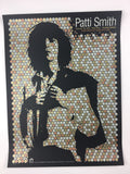 Patti Smith - 2010 Todd Slater Poster Chicago, IL Park West