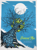 Fleetwood Mac - 2014 Billy Perkins poster Houston Toyota Center
