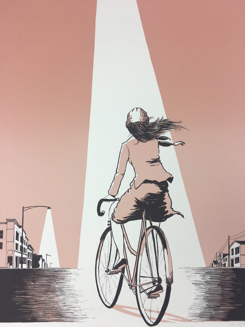 Going Home - Justin Santora Poster Art Print