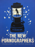 The New Pornographers - 2003 Methane Studios poster Atlanta, GA Echo Lounge - Da
