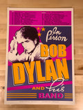 Bob Dylan - 2003 Geoff Gans Poster July August tour