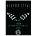 Mumford and & Sons - 2015 poster London, UK O2 Arena