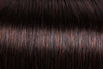 "I-tip Straight Remy Fusion Hair 100G 20"" (2) Dark Brown"