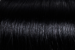 "U-tip Straight Remy Fusion Hair 100G 20"" ( 1 ) Jet Black"