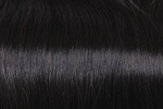 "U-tip Straight Remy Fusion Hair 100G 20"" (1B) Off Black"