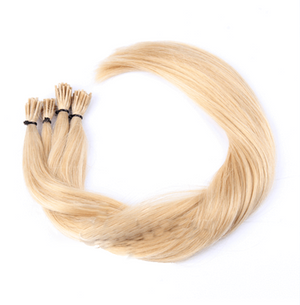 "I-tip Straight Remy Fusion Hair 100G 20"" (613) Bleach Blonde"