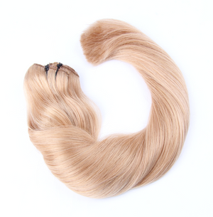 "Clip-in Remy Extensions 220G 20"" (27) Strawberry Blonde"