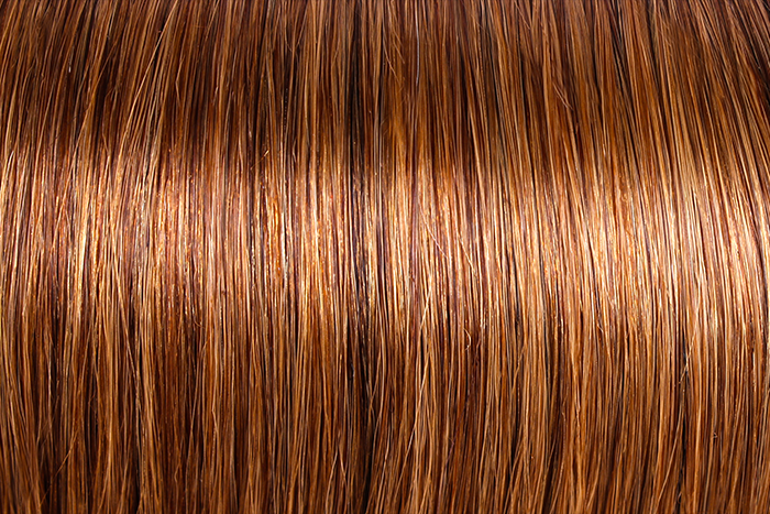"I-tip Straight Remy Fusion Hair 100G 20"" (6) Chestnut Brown"