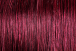 "I-tip Straight Remy Fusion Hair 100G 20"" (99) Red Wine"