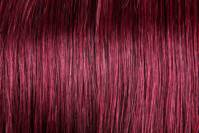 "Clip-in Remy Extensions 220G 20"" (99) Red Wine"
