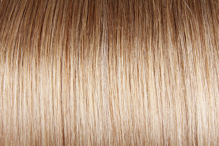 "Clip-in Remy Extensions 160G 20"" (8/60) Ombré Platinum"