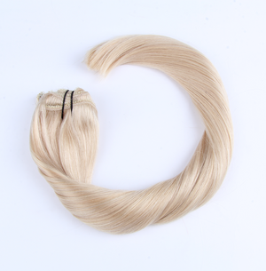 "Clip-in Remy Extensions 160G 20"" (60) Ash Blonde"