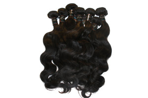 Virgin Peruvian Body Waves Bundle Deals