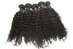 Virgin Peruvian Curly Bundle Deals