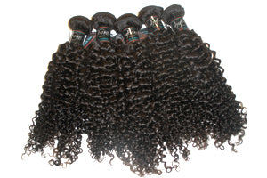 Virgin Indian Curly Bundle Deals