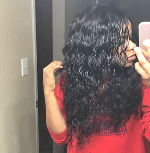 Virgin Brazilian Body Waves