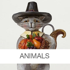 Jim Shore Animals
