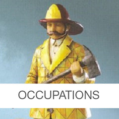 Jim Shore Occupations