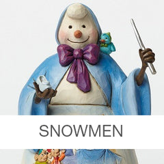Jim Shore Snowmen