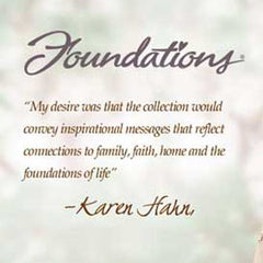 Foundations by Karen Hahn