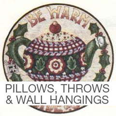 Mary Engelbreit Pillows, Throws and Wall hangings
