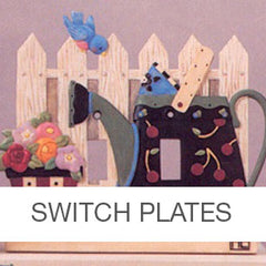 Mary Engelbreit Switch Plates