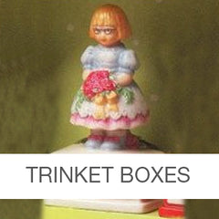 Mary Engelbreit Trinket Boxes