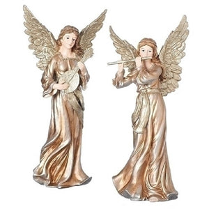 Roman Angels With Instrument Set-130078